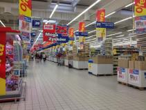 Grocery store in Lodz
