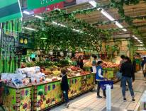 Grocery store in Hefei