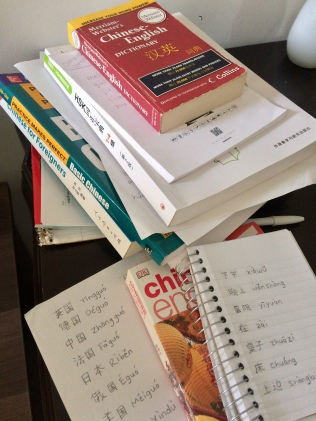 Studying Chinese